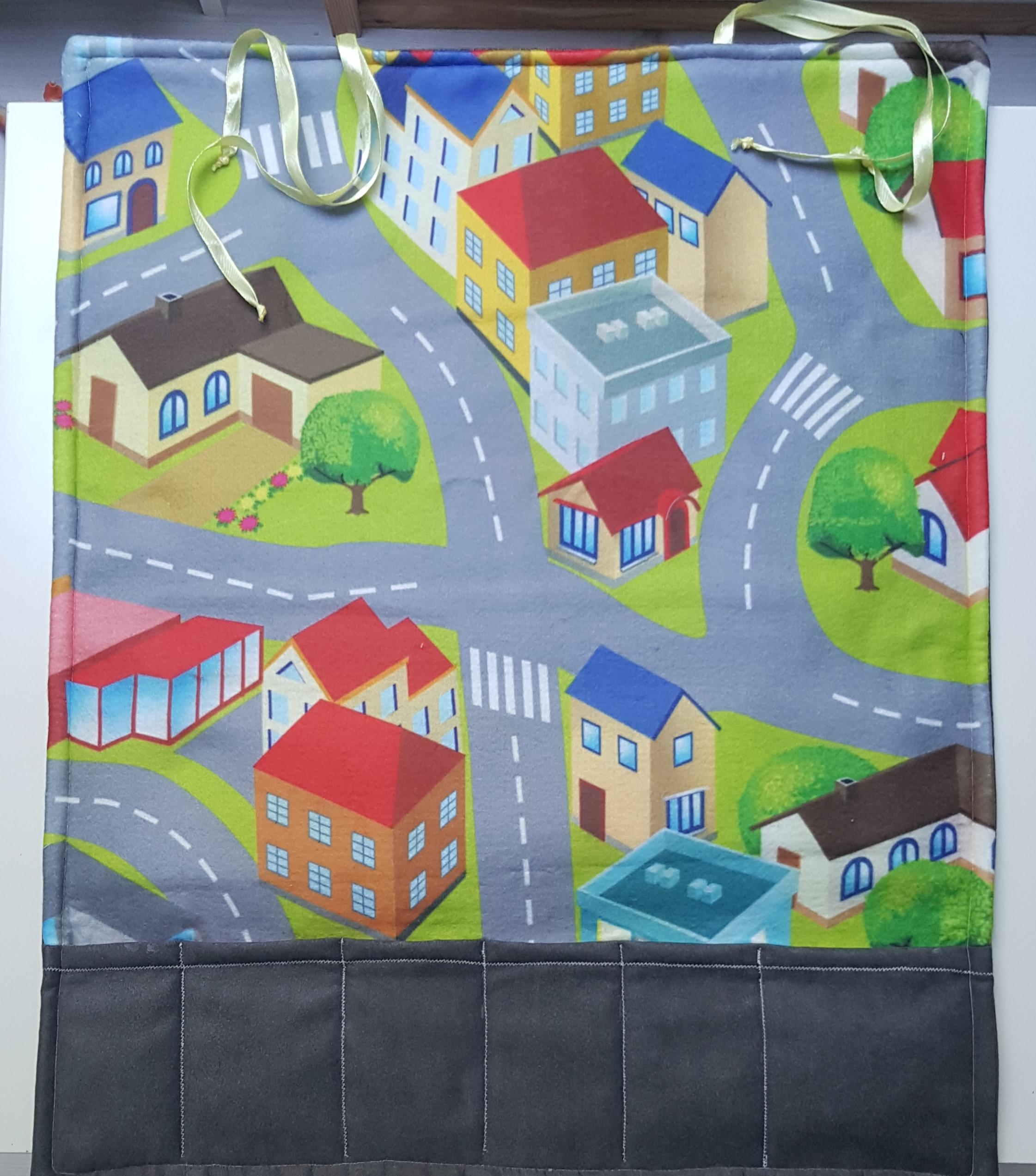 Tuto Tapis D Éveil Nomade tapis de jeux nomade garage/route/rue